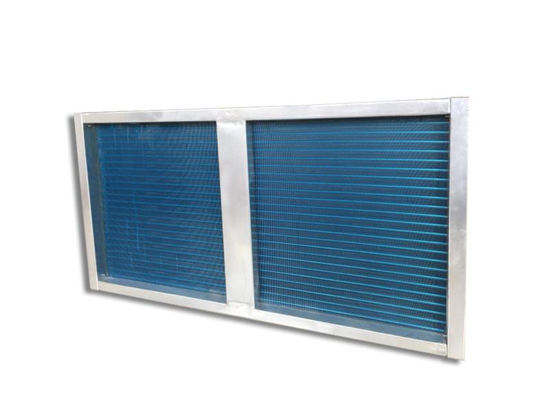 低温热管换热器