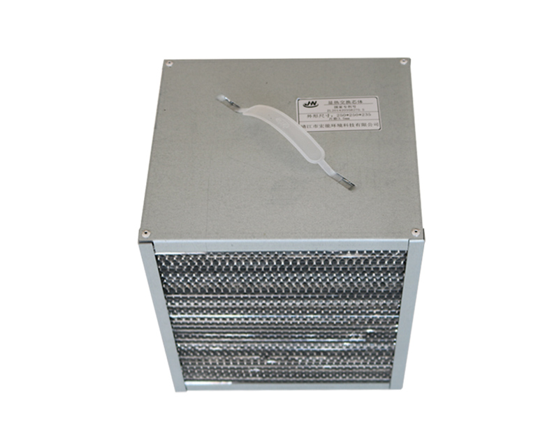 显热交换器芯体